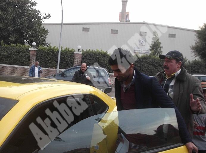 بالصورسيارة اسلام عوض الروشة 13268153801