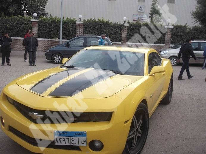 بالصورسيارة اسلام عوض الروشة 13268153812
